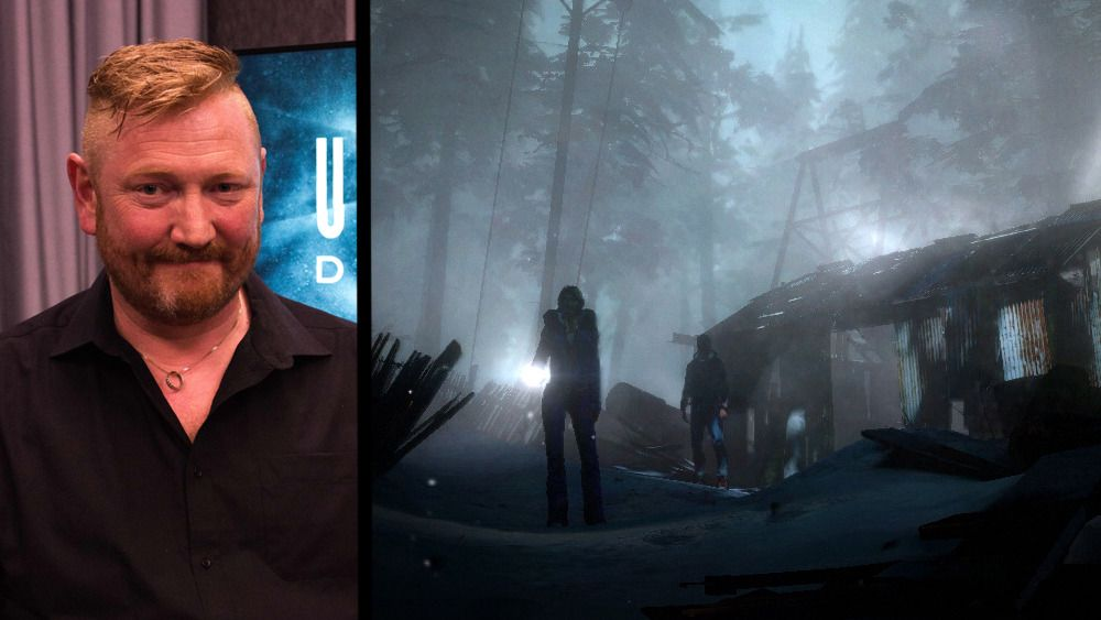 Pete Samuels er sjefsprodusent for Until Dawn i Supermassive Games.