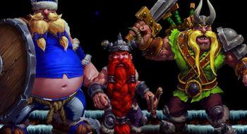 Nå er The Lost Vikings spillbare i Heroes of the Storm