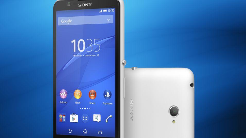 Sony Xperia E4.