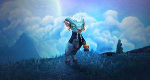 Denne World of Warcraft-geita sørget for 14 millioner kroner til kampen mot ebola