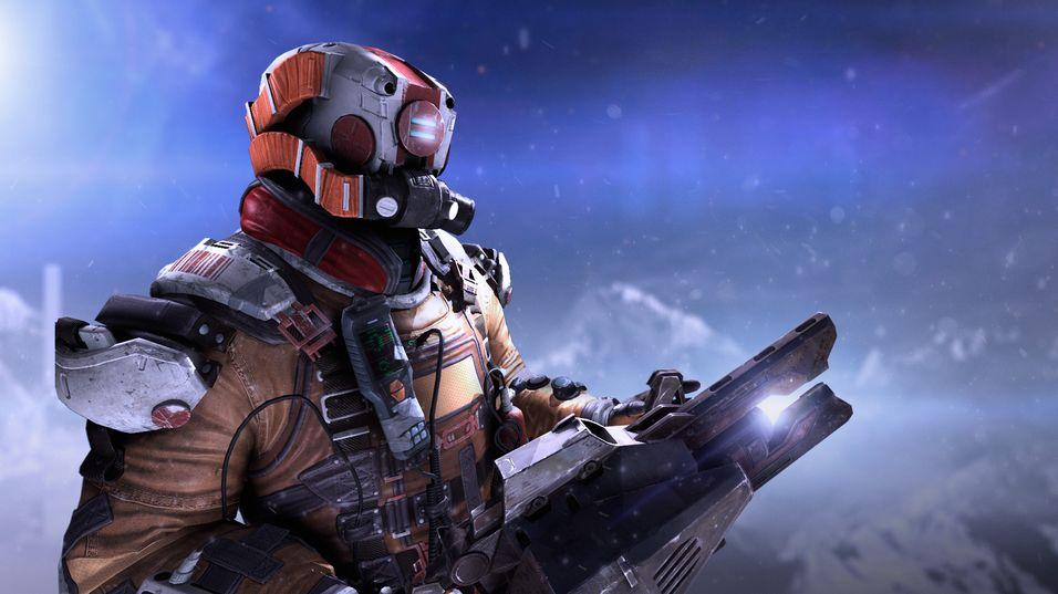 Legendariske Asteroids gjenoppstår som massivt onlinespill