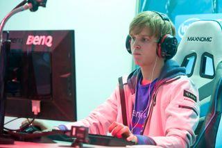 StarCraft II-spilleren Jens «Snute» Waller Aasgaard er kanskje den mest kjente e-sportutøveren i Norge i dag.