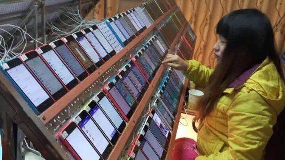 «Hardtarbeidende ansatt manipulerer App Store-rangeringer»