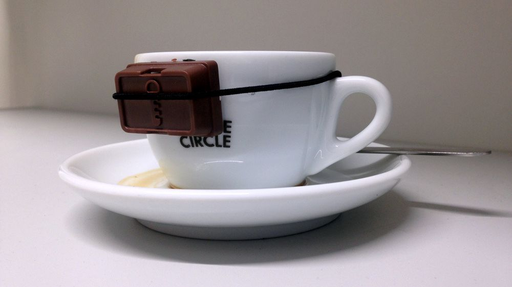 Vår smarte kaffekopp