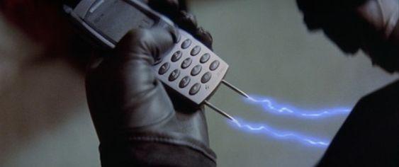 JB988 var ikke en mobil for el-overfølsomme.
