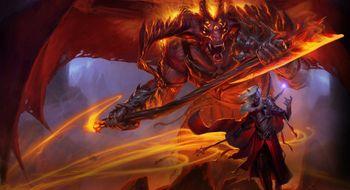 Nytt Dungeons & Dragons-spel vil gjenskape penn og papir-opplevinga