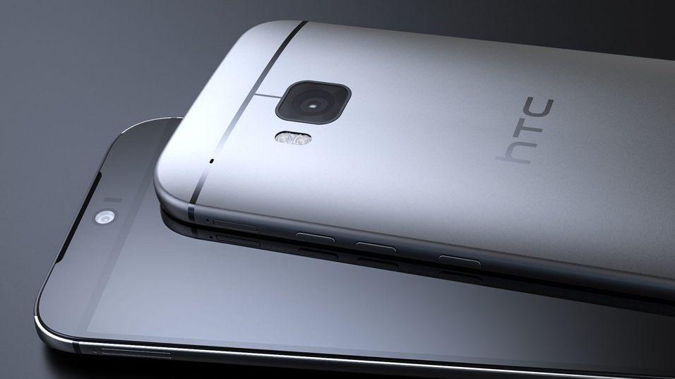 Er dette HTC One (M9)? Det tror iallefall mannen bak Phone Designer.