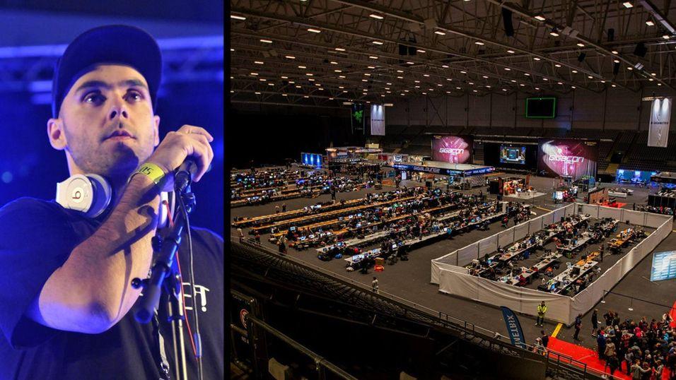 Renato Mahmutagic er styreleder for konkursbegjærte Gigacon AS og det nye selskapet Gigacon Gamingfestival AS.