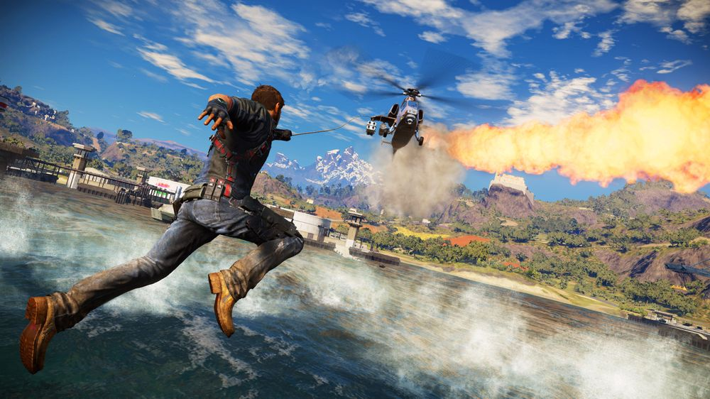SNIKTITT: Just Cause 3