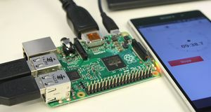 Test: Raspberry Pi 2