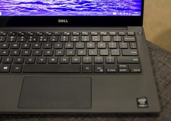 Både tastaturet og pekeplaten er helt i toppklassen hva gjelder kvalitet og komfort.