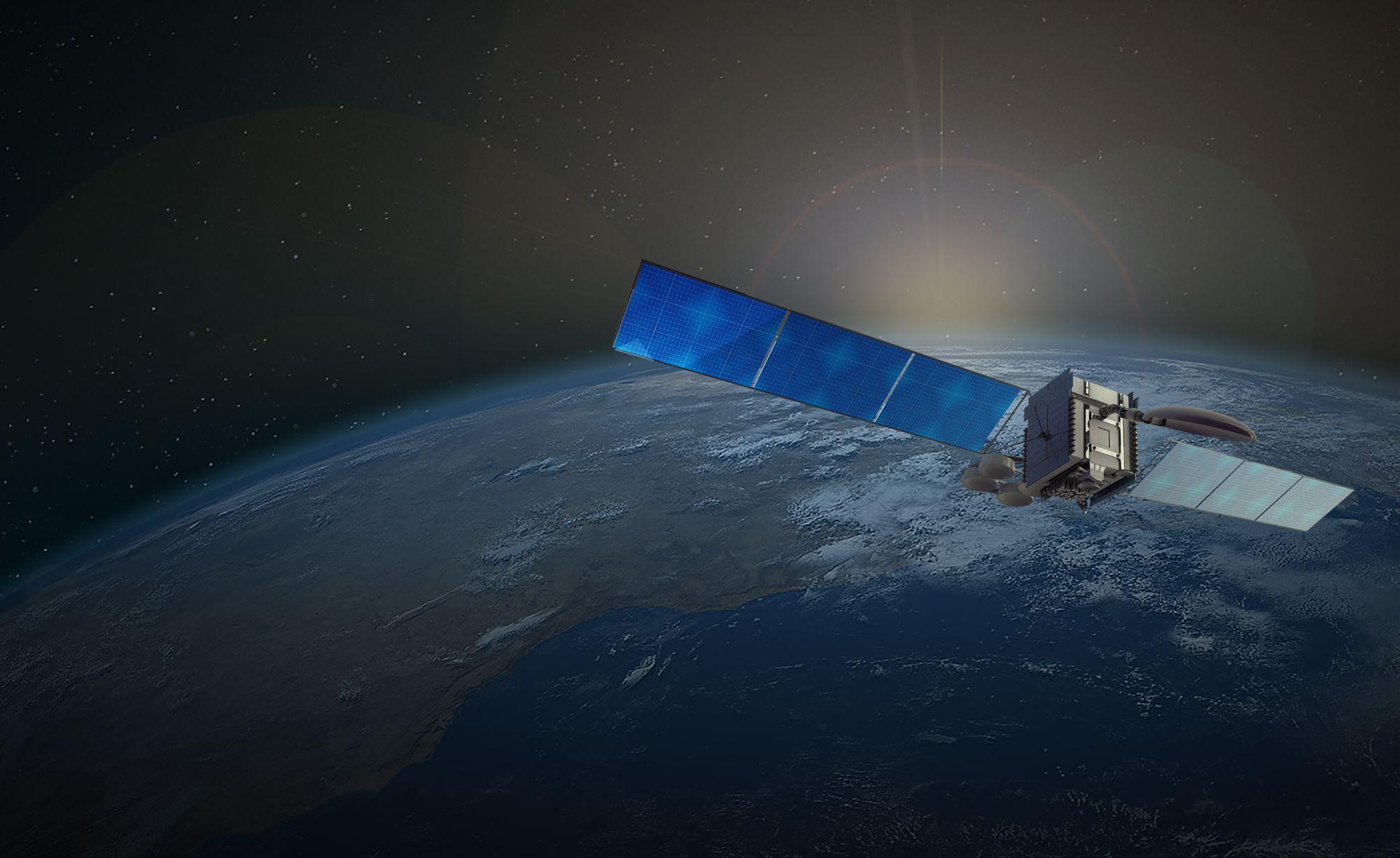 Bredbånd via satellitt canal digital