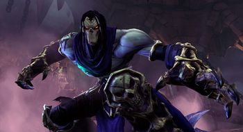 Darksiders 2 kjem til PlayStation 4