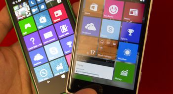 Sjekk når du kan oppdatere din Windows-mobil
