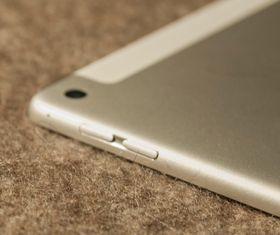 For å slå Apple må Samsung lage noe som er tynnere enn denne saken, iPad Air 2.