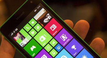 Test: Microsoft Lumia 535