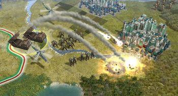 Hele verden er i krig i denne svære Civilization-kampen akkurat nå