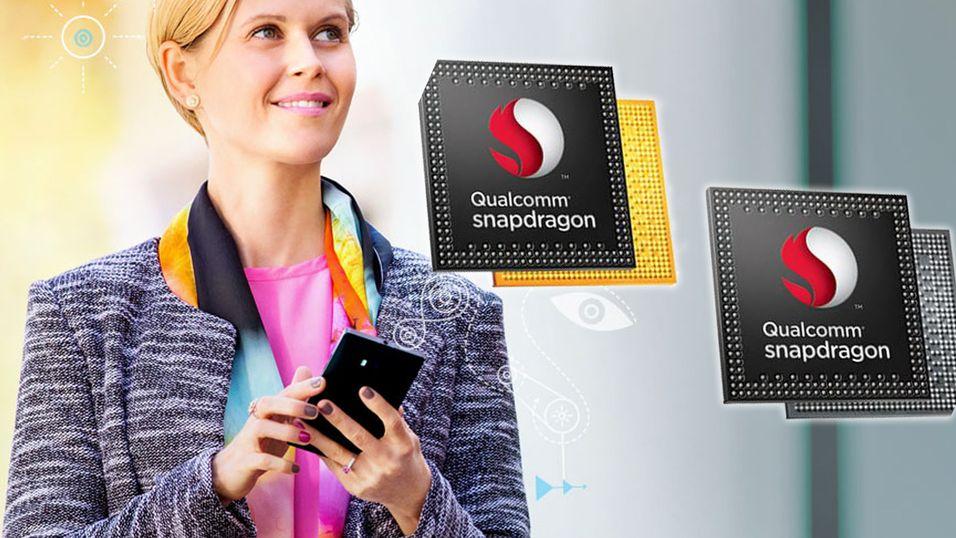 Qualcomm tyvstarter stor mobilmesse