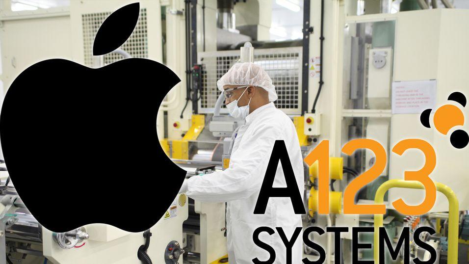 Saksøker Apple for å ha rappet arbeidskraft