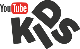 Slik blir logoen til YouTube Kids.