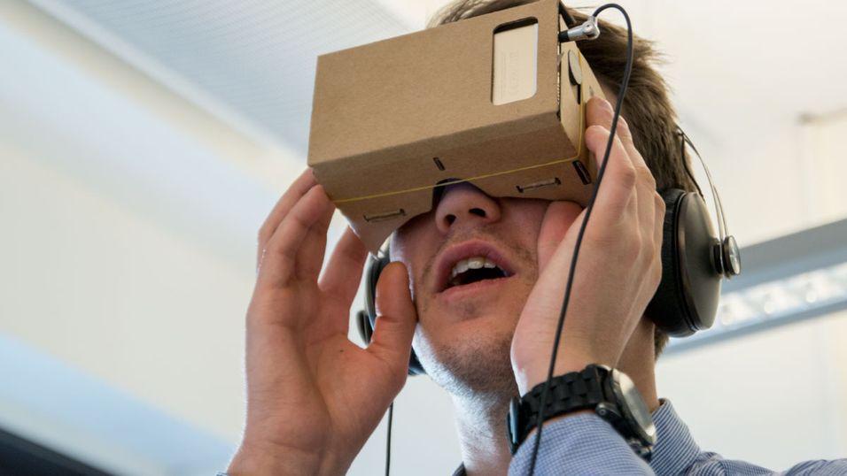 For 20 kroner kan alle få fungerende VR.