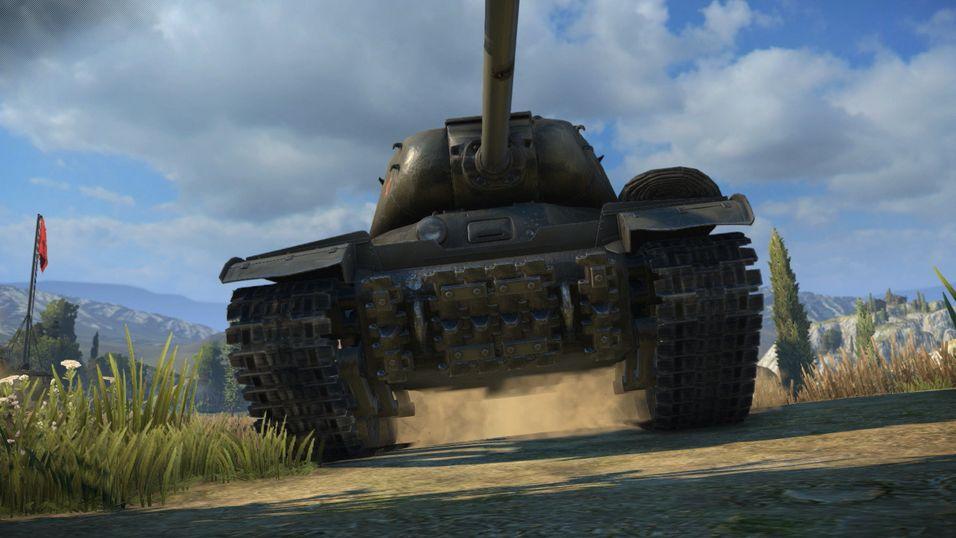 Stridsvognene stormar Xbox One