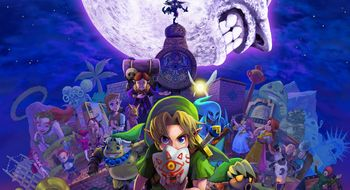 Test: The Legend of Zelda: Majora's Mask 3D