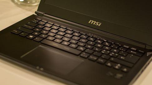 Tastaturet er et av høydepunktene hos GS30 Shadow.