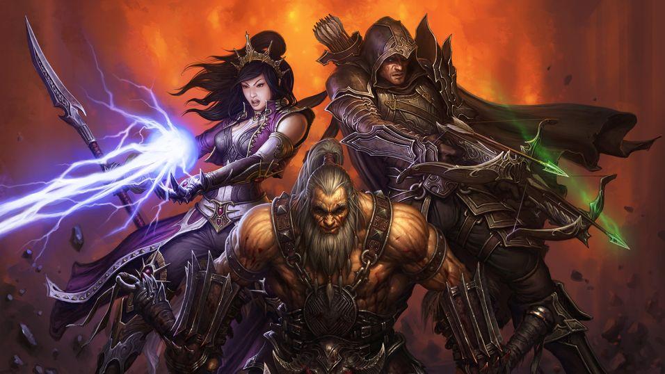 Blizzard snuser på mikrotransaksjoner i Diablo III