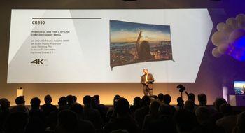 Panasonic lanserte elleve TV-er med Firefox OS