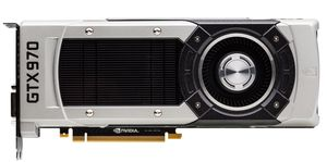 nVidia GeForce GTX 970 i all sin prakt.