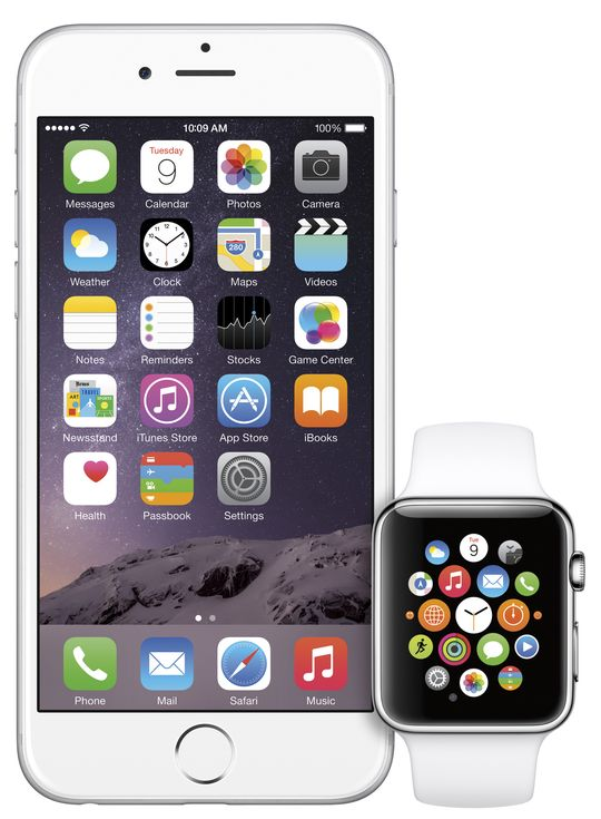 Apple Watch er bygd for å fungere i tett partnerskap med iPhone.