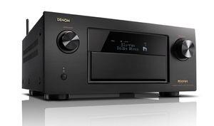 Denon AVR-X7200W er blant produktene som skal få DTS:X-støtte via fastvareoppdatering i løpet av året.