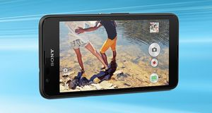 Sony avduker sin nye billigtelefon