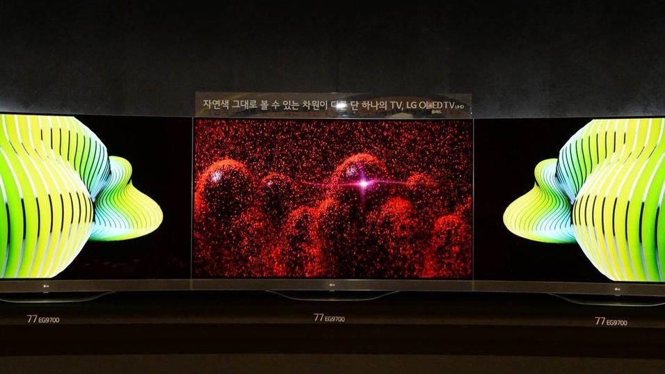 Med disse lekre TV-ene skal LG kapre toppsegmentet