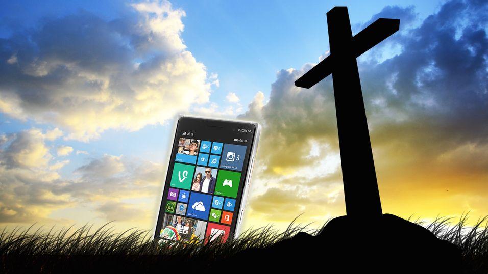 Er Windows Phone på vei til graven?
