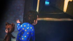 Among The Sleep.