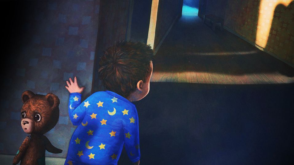 Among the Sleep var Krillbites forrige spill.