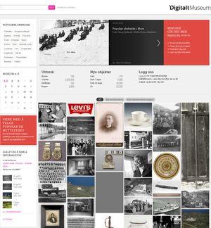 Digitalt Museum er nok en glimrende gratistjeneste.