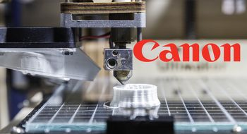 Skrivergiganten Canon skal begynne å selge 3D-skrivere