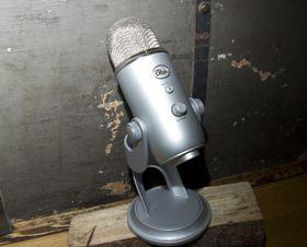 Blue Yeti er en meget god mikrofon.