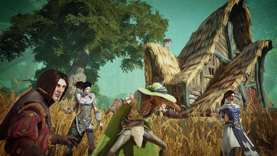 Fable Legends blir gratis