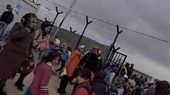 Slik er hverdagen til en 12-åring som bor i en flyktningleir i Jordan.