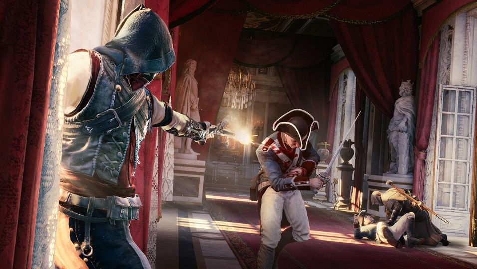 Ubisoft har lagt planer for 20 år til med Assassin's Creed