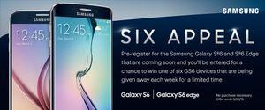 Samsungs eget promomateriell kom på avveie før lanseringen.