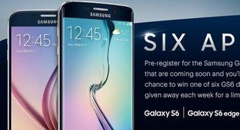 På søndag kommer Galaxy S6 i to versjoner