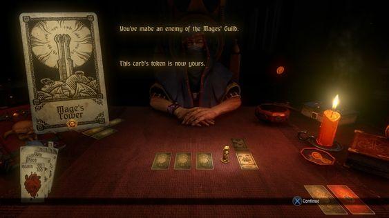 Ypper du med magikerne vil det få konsekvenser senere i spillet.