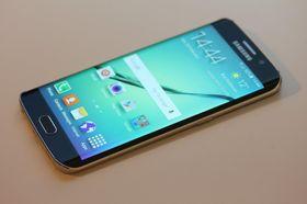 Foreløpig er det bare Galaxy S6 som støtter Samsung Pay.