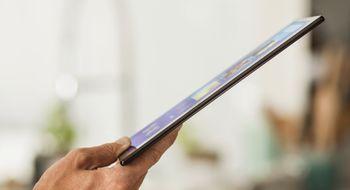 Sony Xperia Z4 Tablet er det letteste nettbrettet i klassen