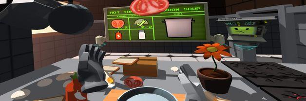 Det første Steam VR-spillet er avslørt